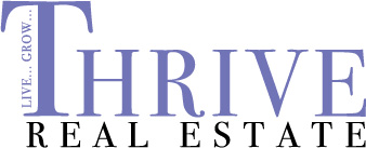 Thrive Real Estate Agency Shrewsbury MA Logo