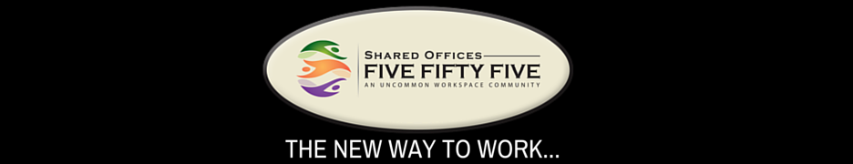 555 Shared Offices Header