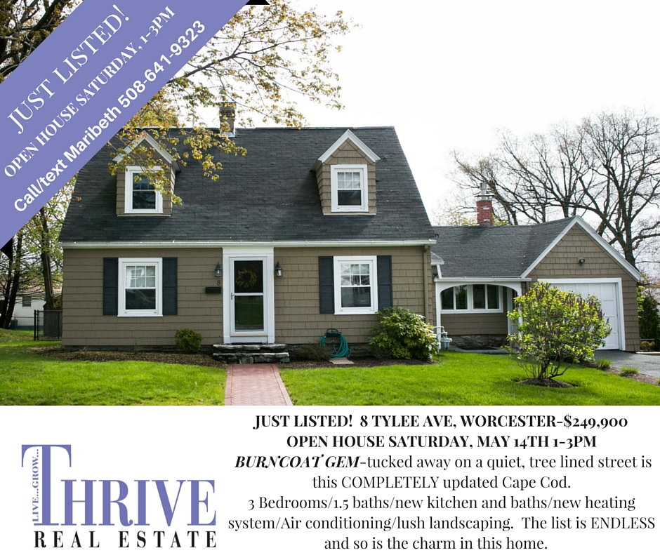 Just Listed Tylee